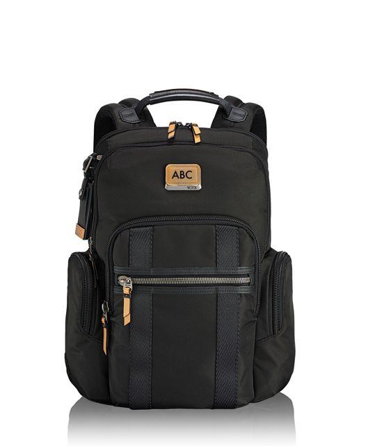 Nellis Backpack in Black