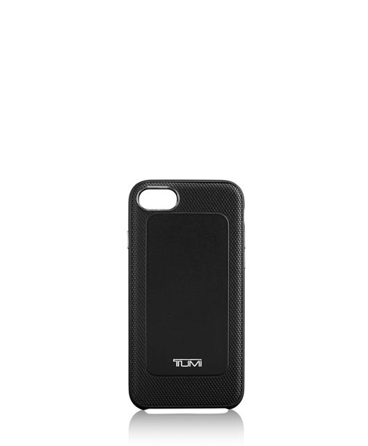 Protective Leather Co-Mold iPhone 8 in Black