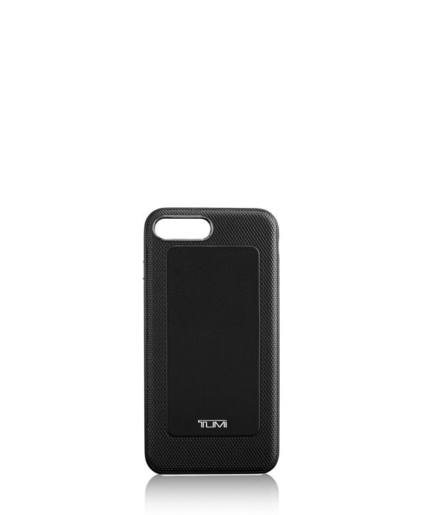 Protective Leather Co-Mold iPhone 8 Plus in Black