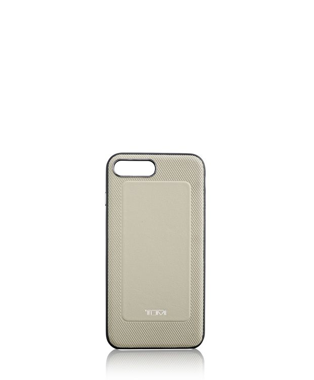 Protective Leather Co-Mold iPhone 8 Plus in Grey