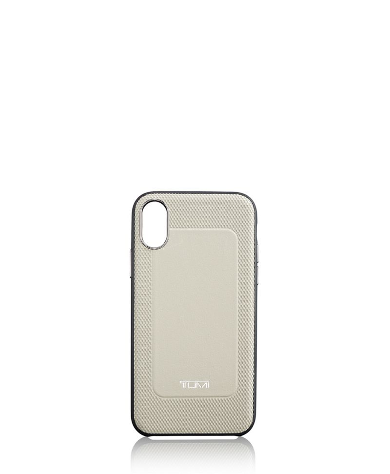 Protective Leather Co-Mold iPhone XS/X