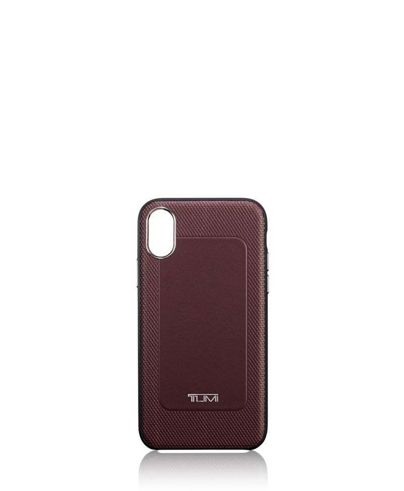 Protective Leather Co-Mold iPhone XR