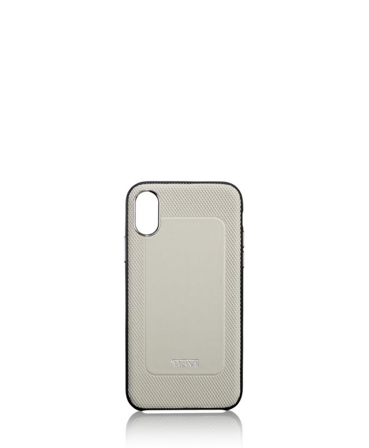 Protective Leather Co-Mold iPhone XR in Grey