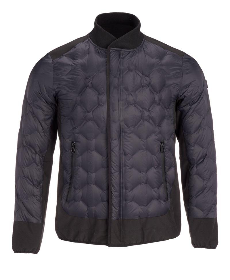 Men's Geo Quilt Jacket