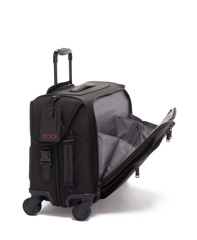 Garment 4 Wheeled Carry-On
