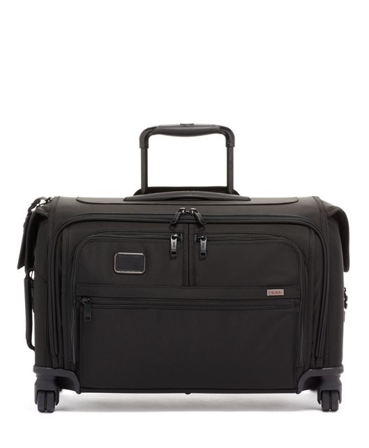 Garment 4 Wheeled Carry-On in Black