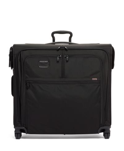 Extended Trip 4 Wheeled Garment Bag - Alpha 3 - Tumi United States - Black