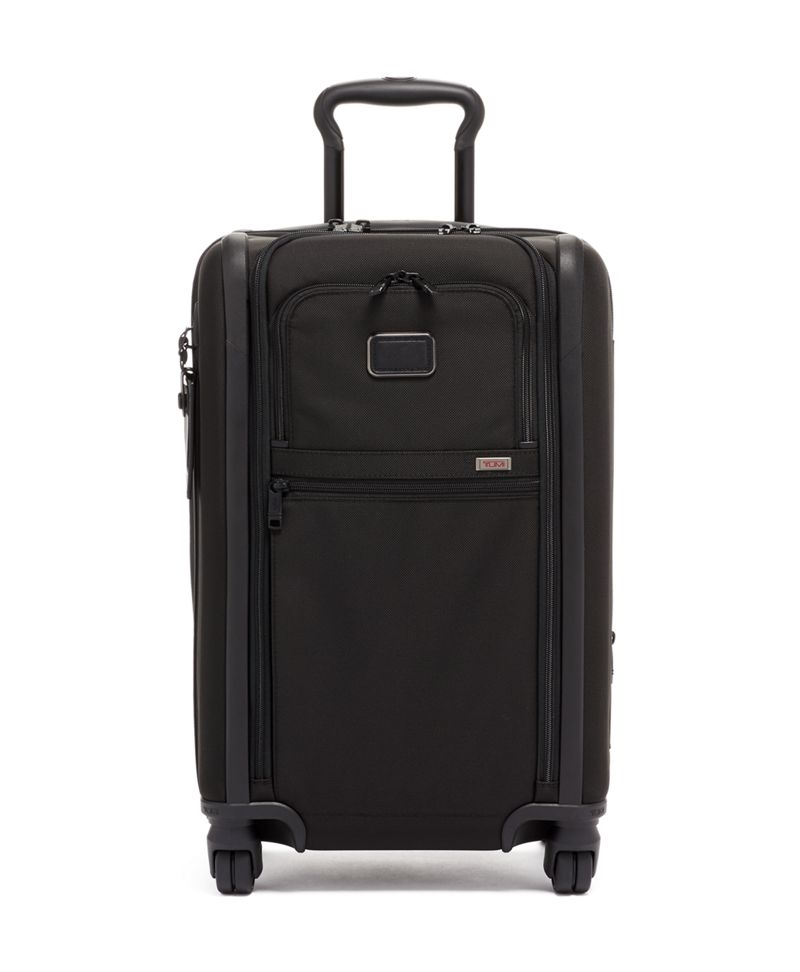 International Expandable 4 Wheeled Carry-On