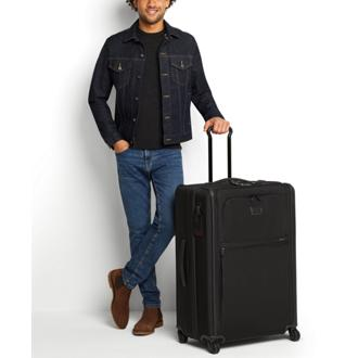 EXT TRIP EXP 4 WHL  P/C BLACK - medium | Tumi Thailand