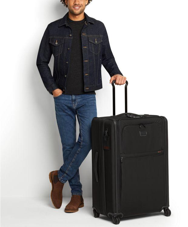 黑長途寄艙行李箱