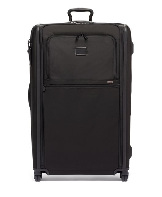 Worldwide Trip Expandable 4 Wheeled Packing Case in Black