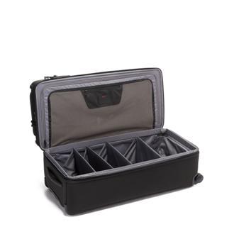 e294e58b71 Tall 4 Wheeled Duffel Packing Case in Black