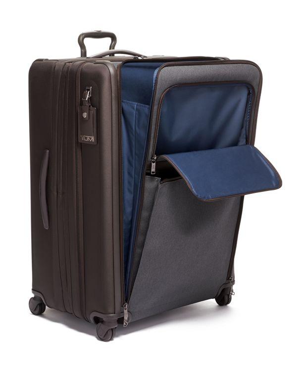 煤黑長途寄艙行李箱
