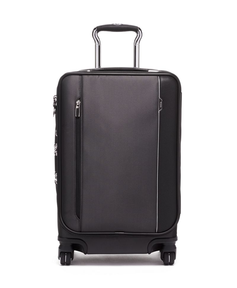 International Dual Access 4 Wheeled Carry-On