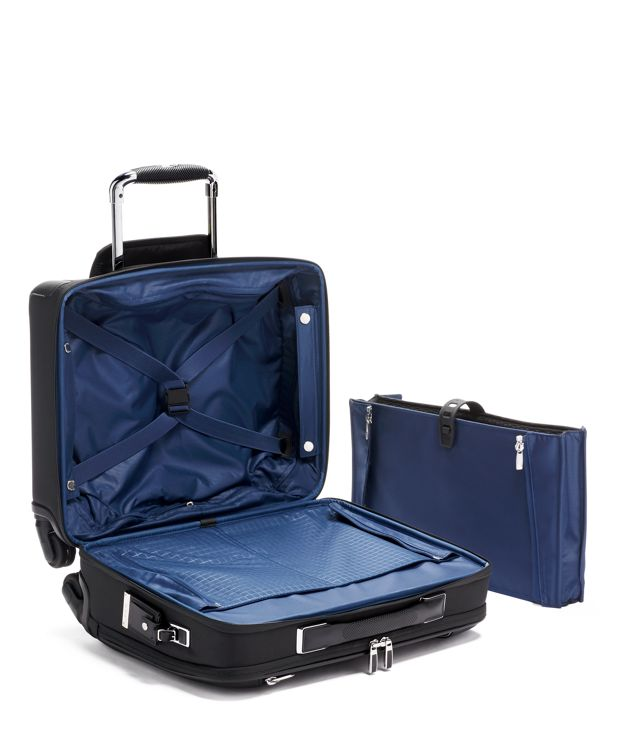 黑輕便四輪手提行李箱
