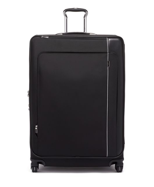 Extended Trip Dual Access 4 Wheeled Packing Case in Black