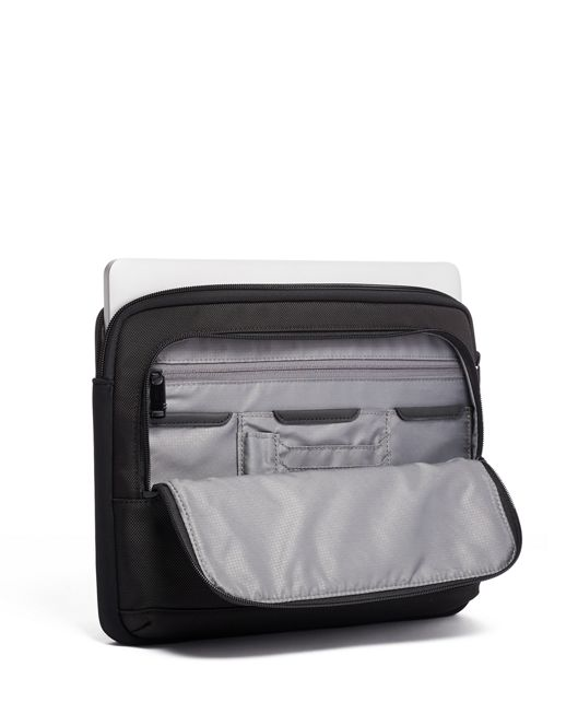 MEDIUM LAPTOP COVER Black - large | Tumi Thailand