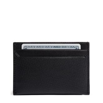 SLIM CARD CASE Black - medium | Tumi Thailand
