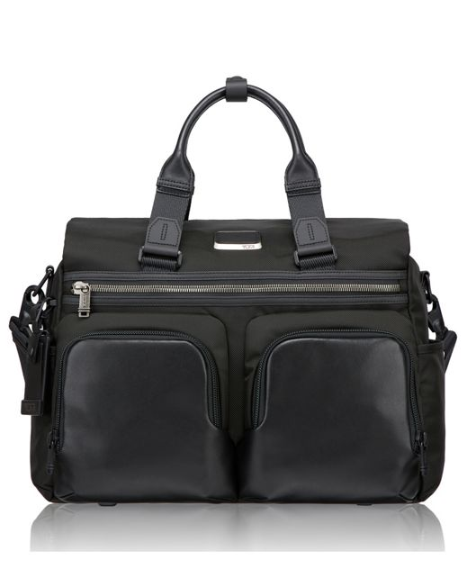 Irwin Duffel in Black