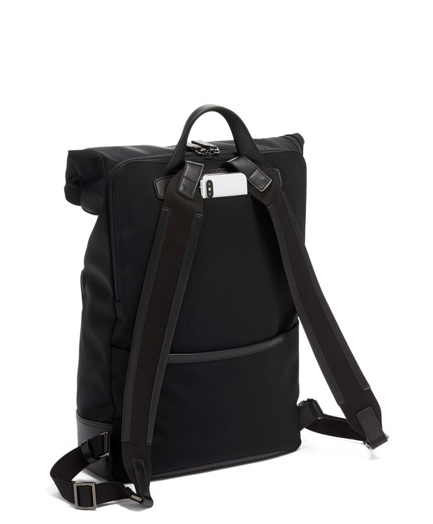 Oak Roll Top Backpack