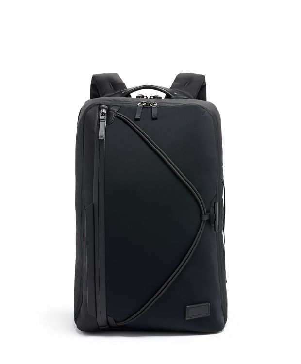 Harris Backpack in Black
