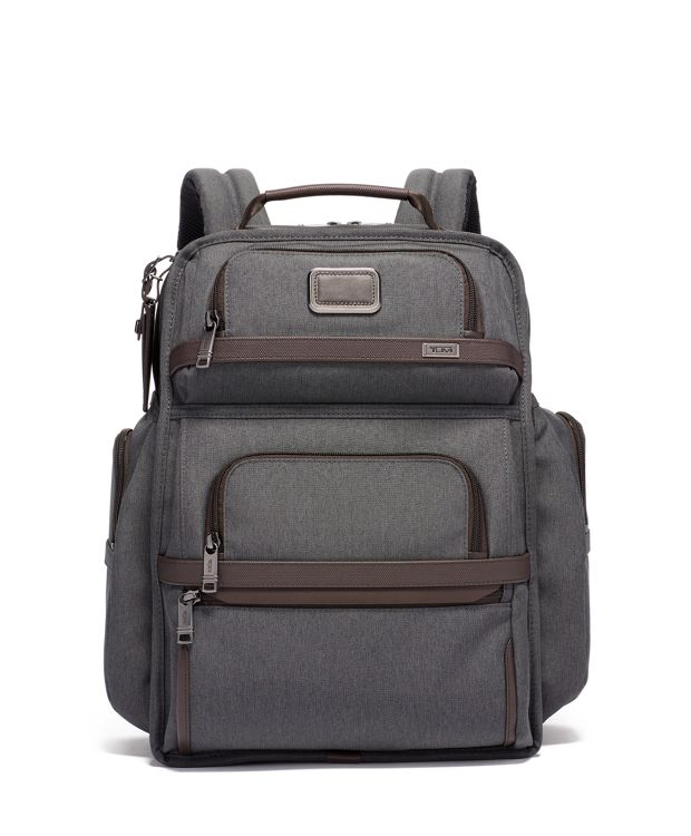 TUMI T-PASS BRIEF PACK in Anthracite