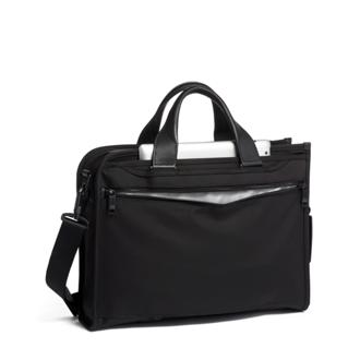SLIM DELUXE PORTFOLIO Black - medium | Tumi Thailand