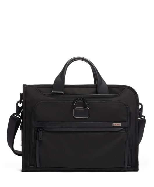 SLIM DELUXE PORTFOLIO in Black