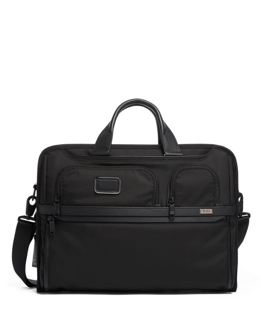 COMPACT LG LAPTOP BRIEF in Black