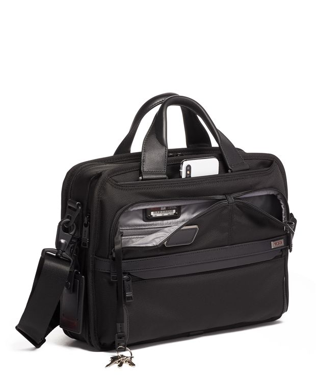 EXPANDABLE LAPTOP BRIEF