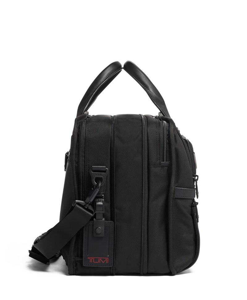 Black EXP ORG LAPTOP BRIEF