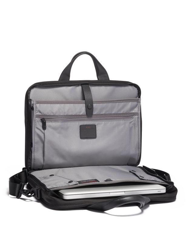 TUMI T-Pass® 薄款中型屏幕笔记本电脑公文包