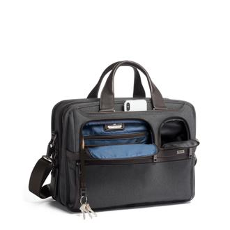 EXP ORG LAPTOP BRIEF Grey - medium | Tumi Thailand