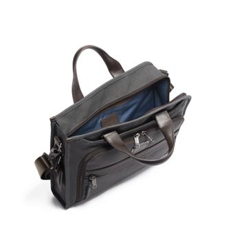 SLIM DELUXE PORTFOLIO Grey - medium | Tumi Thailand