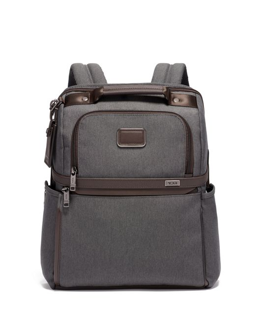 SLIM SOLUTIONS BRIEF PACK Grey - large | Tumi Thailand