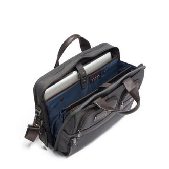 TUMI T-PASS SLIM BRIEF Grey - medium | Tumi Thailand