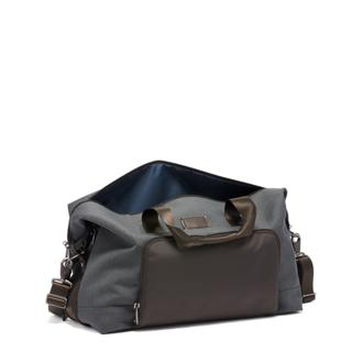 3ab922a0564a Double Expansion Travel Satchel in Anthracite