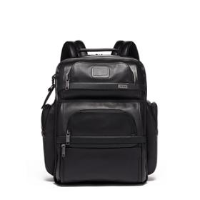 4fb54f8867fdaa TUMI T-Pass® Business Class Brief Pack® Leather in Black Leather