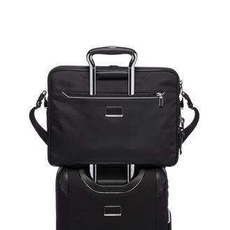 HANNOVER SLIM BRIEF Black - medium | Tumi Thailand