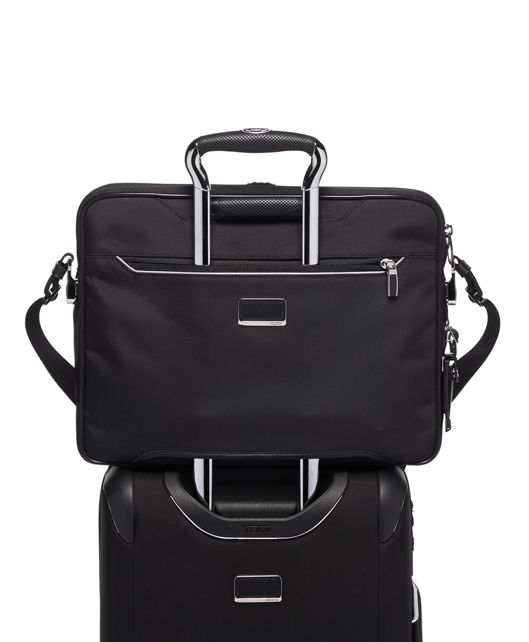 HANNOVER SLIM BRIEF Black - large | Tumi Thailand