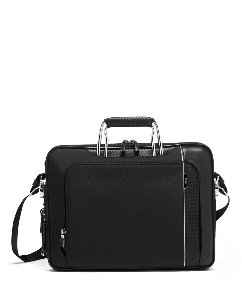 Black Hannover Slim Brief
