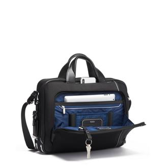 SADLER BRIEF Black - medium | Tumi Thailand