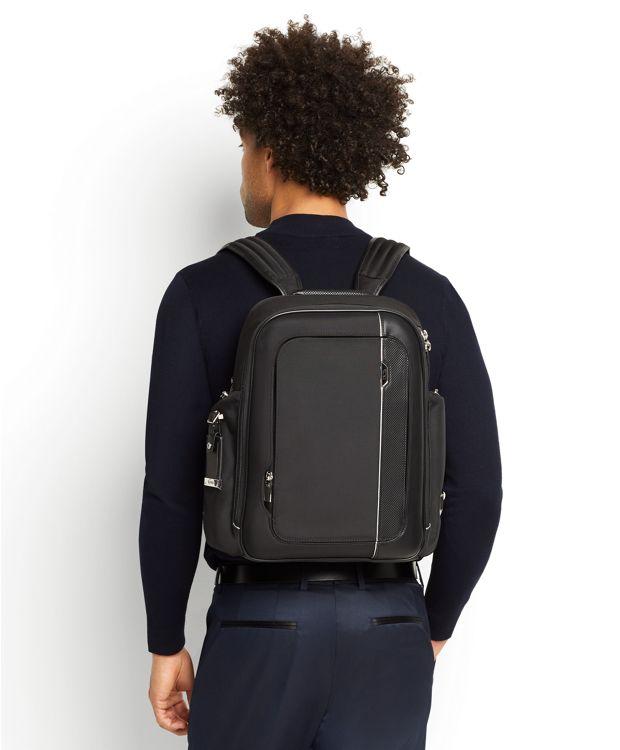 Black Larson Backpack