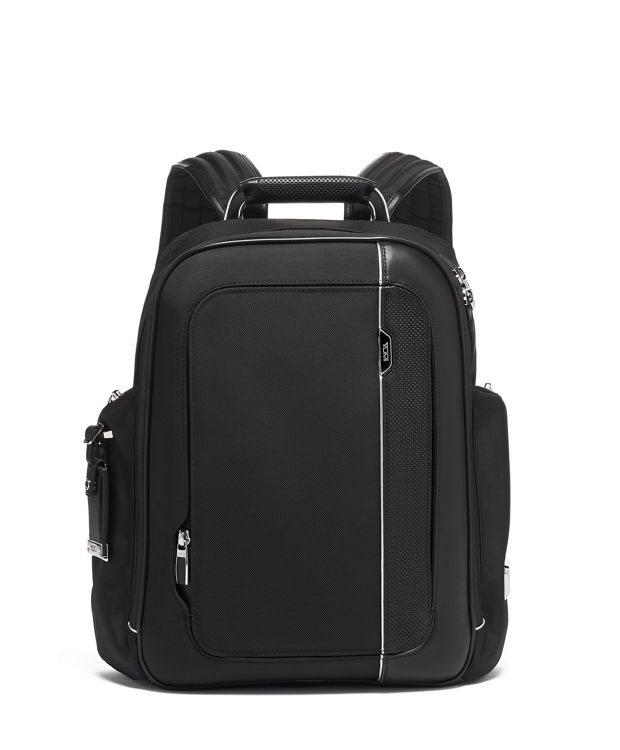 Larson Backpack in Black