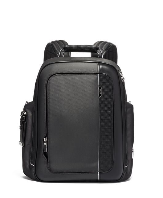 Larson Backpack in Pewter