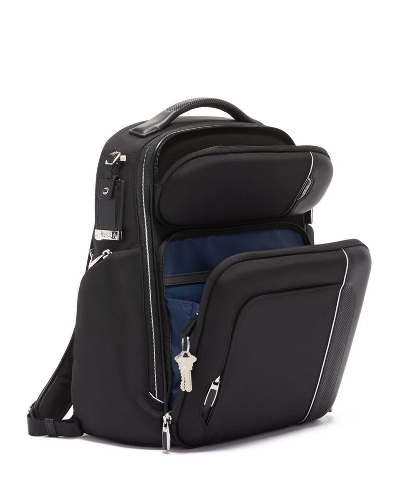 Black Barker Backpack