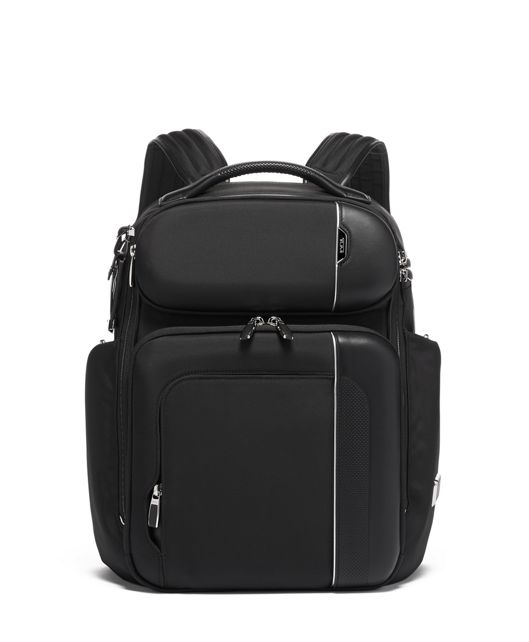 Barker Backpack in Black