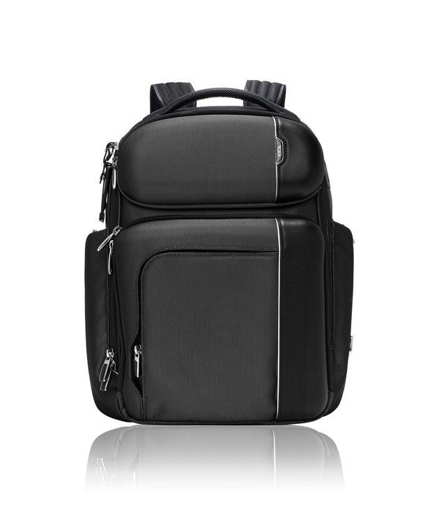 Barker Backpack in Pewter