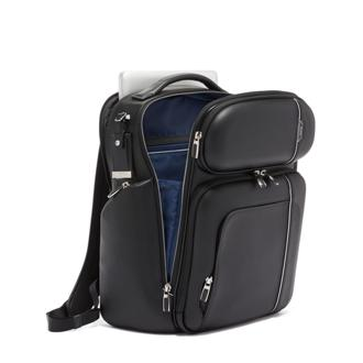 BARKER BACKPACK Black - medium | Tumi Thailand