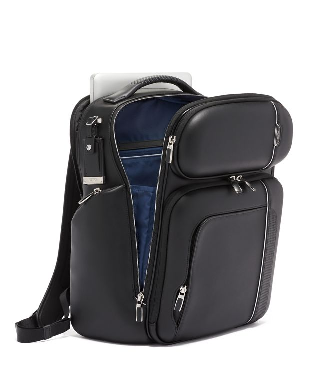 Barker Backpack Leather